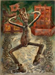 George_Grosz_George_Grosz__The_Grey_Man_Dances__1949