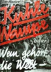 Kuhle_Wampe_Poster